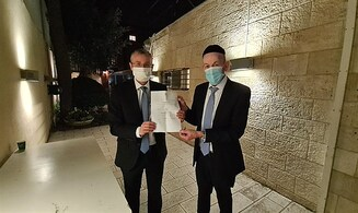 Three haredi MKs resign from the Knesset