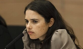 MK Shaked's First Bill Allows Pre-Election Ads