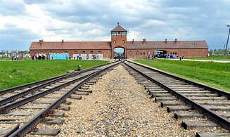 Group set up by German soccer stars donates $80,000 to Auschwitz museum