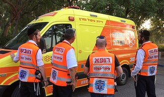 One dead, three injured in car accident near Be'er Sheva
