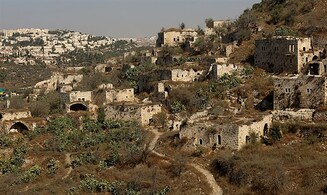 Historical village perched in Jerusalem's hills may soon vanish