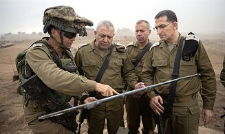 The Golani Brigade prepares for war