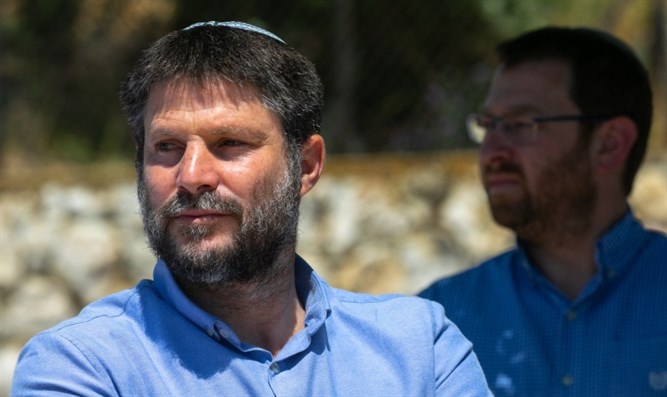 Smotrich: Apologies to the people of Israel for my part in Bennett's return