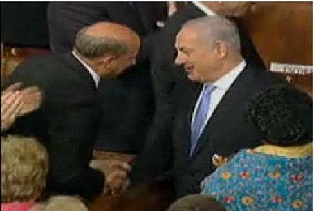 Congressmen welcome Netanyahu