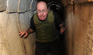 Defense Minister Ya'alon Gives Them Hell
