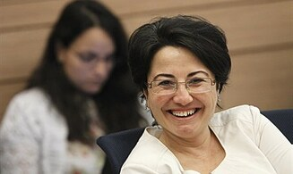 'Nazi' Arab MK Zoabi Offends Party Insulting Abbas