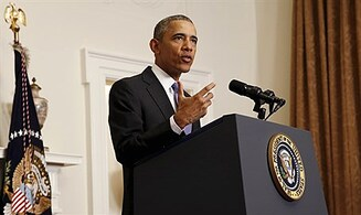 Obama: Israeli-PA conflict won't be resolved