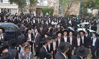 Why tens of thousands of haredim won't be voting in the election