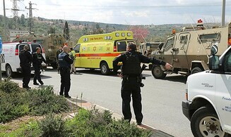 Condition of soldier wounded in terror attack improves