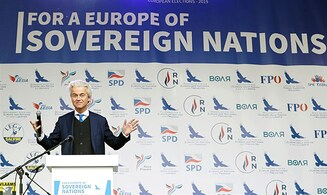 Only Wilders decries the Islam fueling Western European Jew-hatred