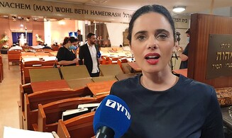 Ayelet Shaked: All of Israel should celebrate Jerusalem Day