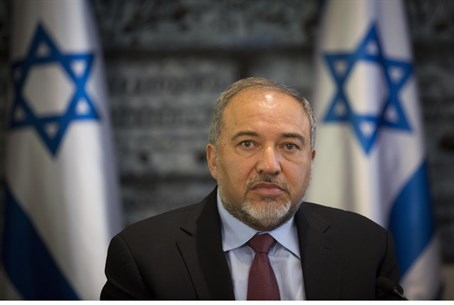 Avigdor Liberman (file)