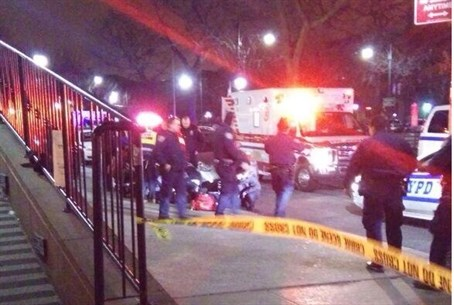 Crown Heights after the stabbing