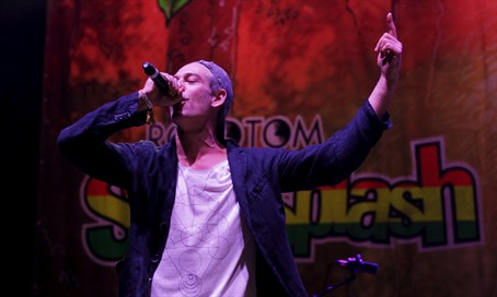 Matisyahu rocks SunSplash