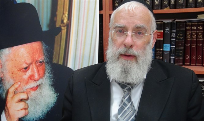 Rabbi Yaakov Shapira