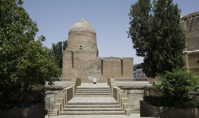 Tomb of Mordechai and Esther, Hamadan, Iran