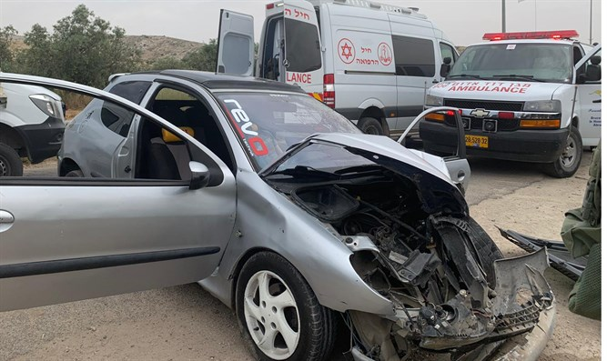 vehicle involved in the attack