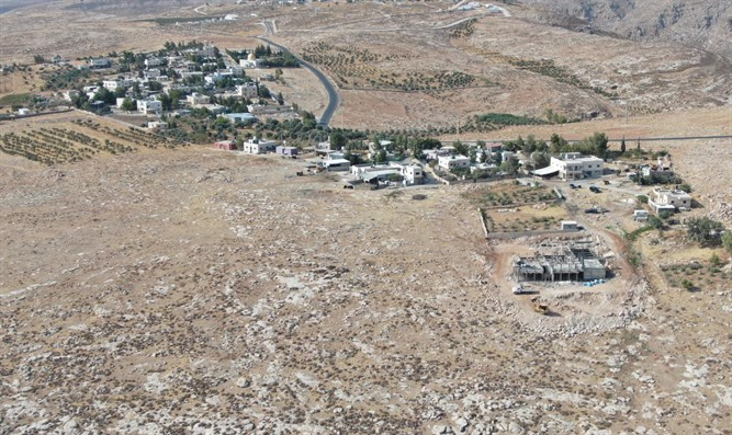 How Israel has been aiding and abetting illegal Palestinian Authority construction